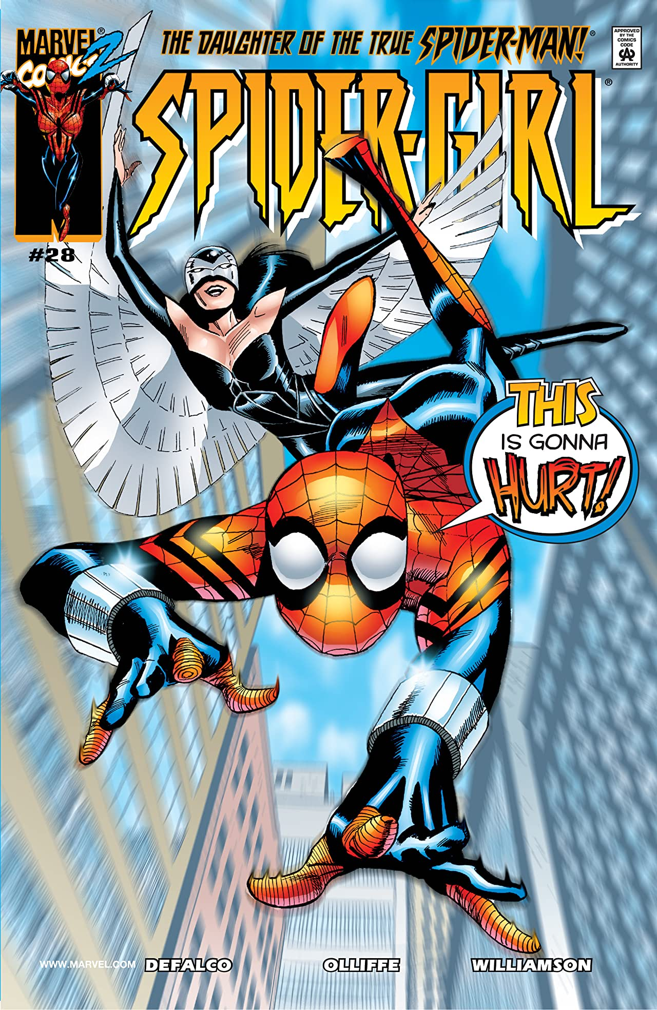Spider-Girl Vol 1 28