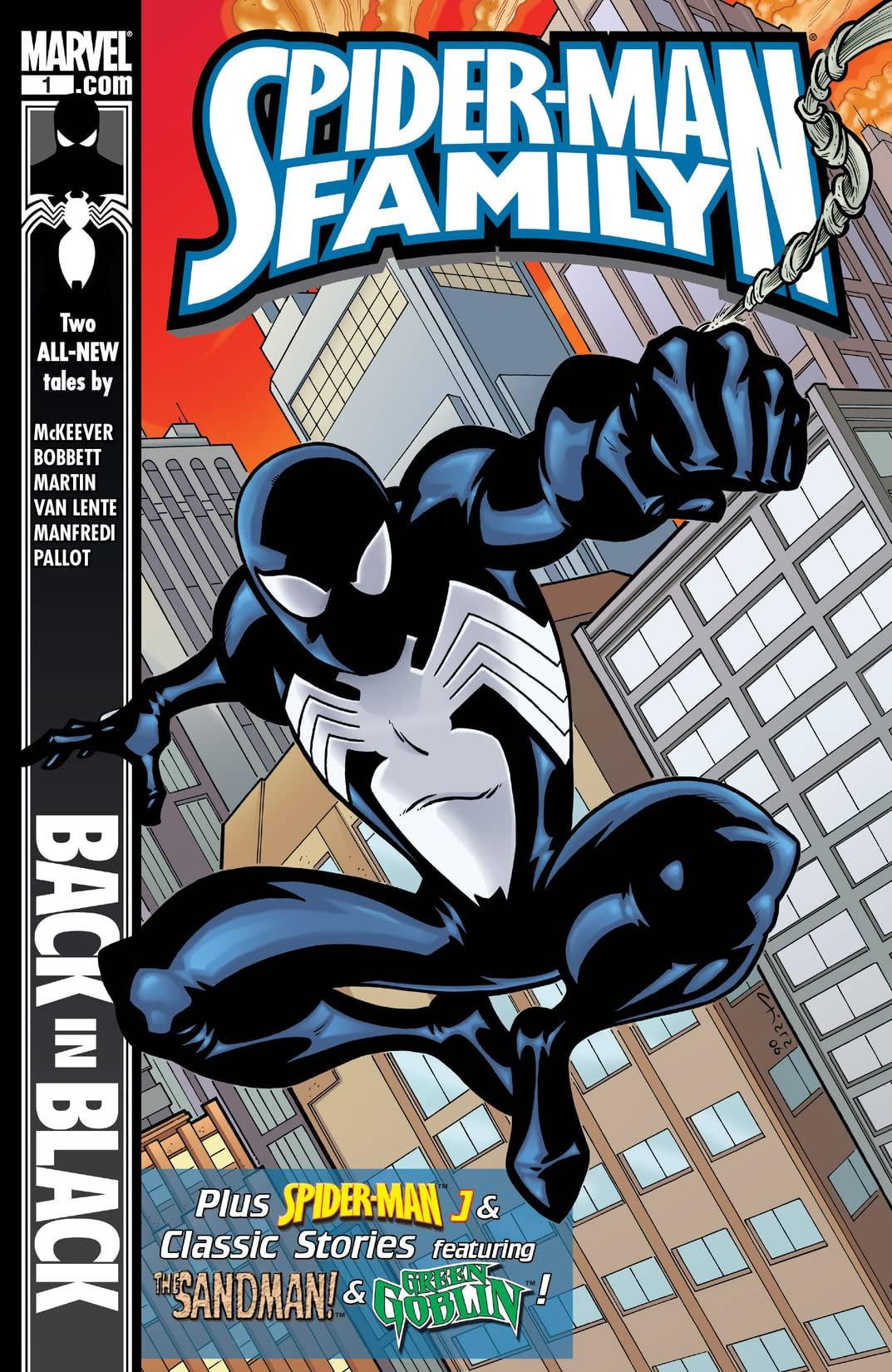 Spider-Man Family Vol 2 1