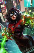 Spider-Woman Vol 7 1 Chew Virgin Variant