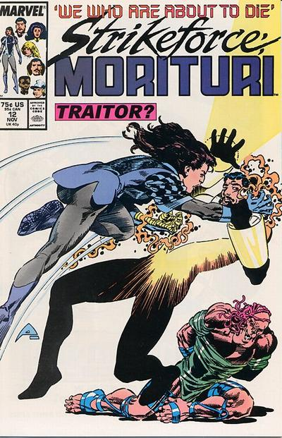 Strikeforce Morituri Vol 1 12