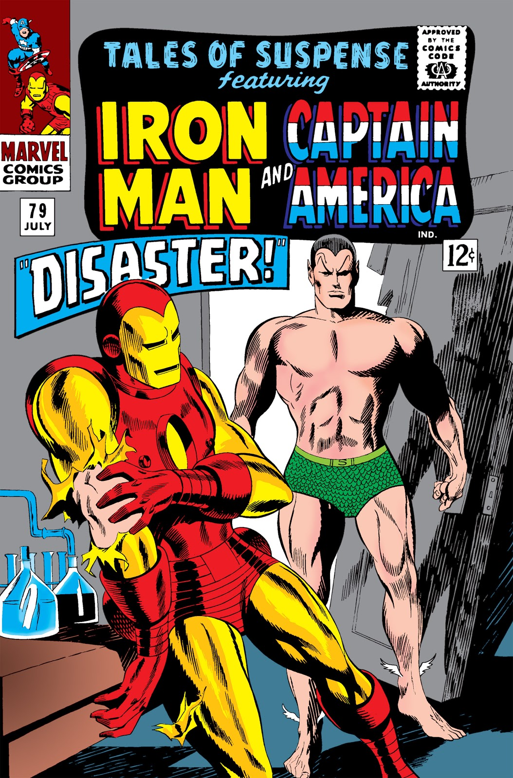 Tales of Suspense Vol 1 79