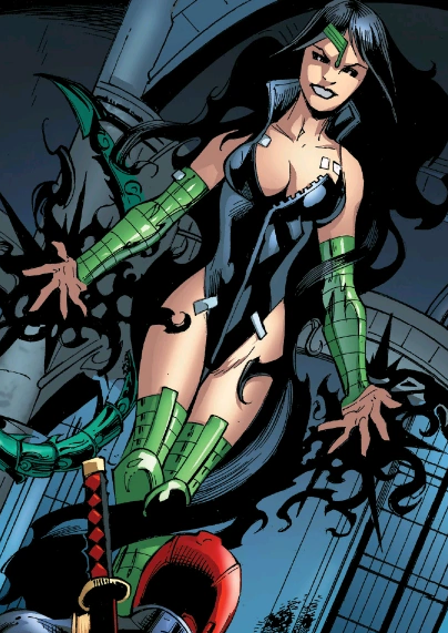Tanya Sealy (Earth-616)