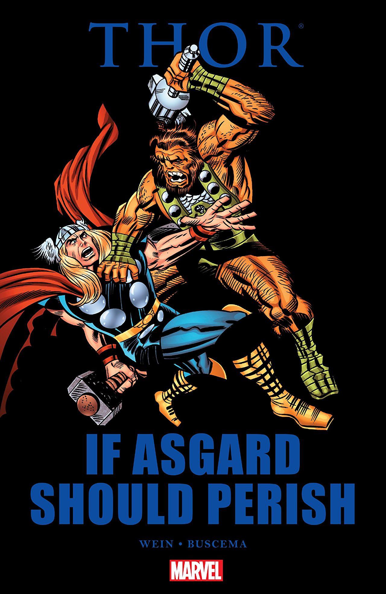 Thor: If Asgard Should Perish Vol 1 1