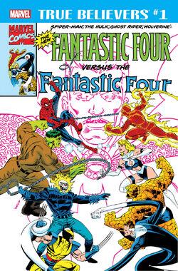 True Believers Fantastic Four vs. the New Fantastic Four Vol 1 1.jpg