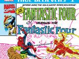 True Believers: Fantastic Four vs. the New Fantastic Four Vol 1 1