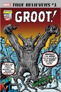 True Believers Kirby 100th - Groot Vol 1 1