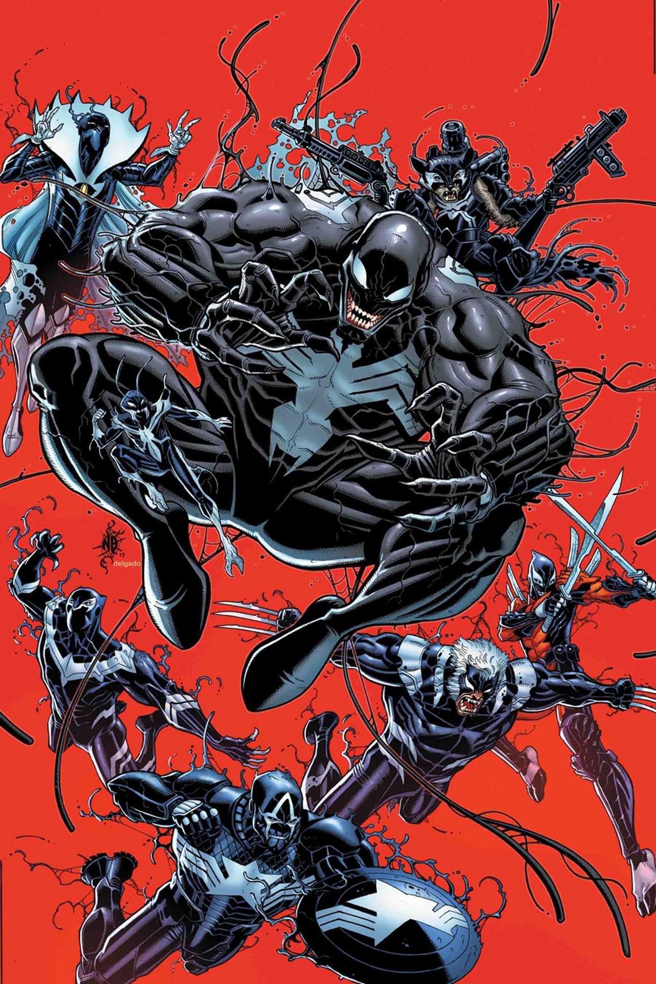 Resistance (Venomverse) (Earth-22249)/Gallery