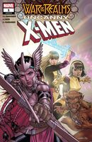 War of the Realms Uncanny X-Men Vol 1 1