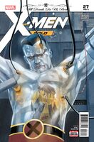 X-Men Gold Vol 2 27