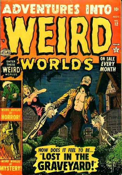 Adventures into Weird Worlds Vol 1 12