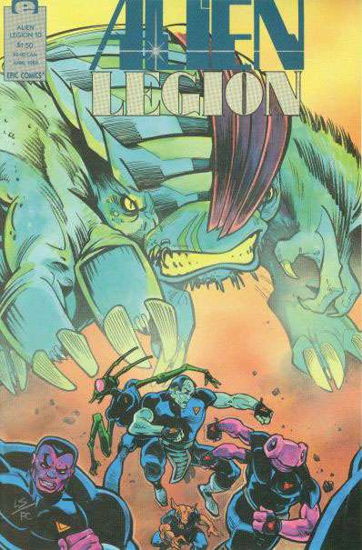 Alien Legion Vol 2 10