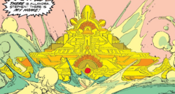 Allandra from Doctor Strange Annual Vol 1 1 001.png