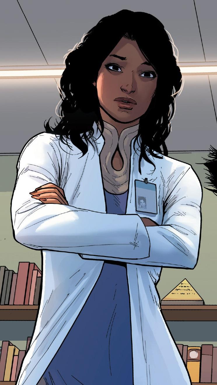 Amara Perera (Earth-616)