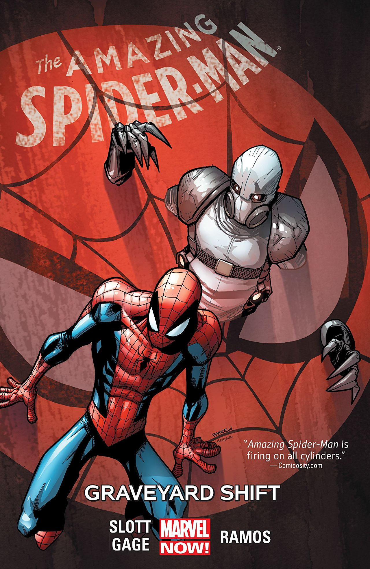 Amazing Spider-Man TPB Vol 2 4: Graveyard Shift