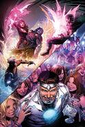 Avengers & X-Men AXIS Vol 1 6 Textless