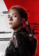 Black Widow (film) poster 004 textless