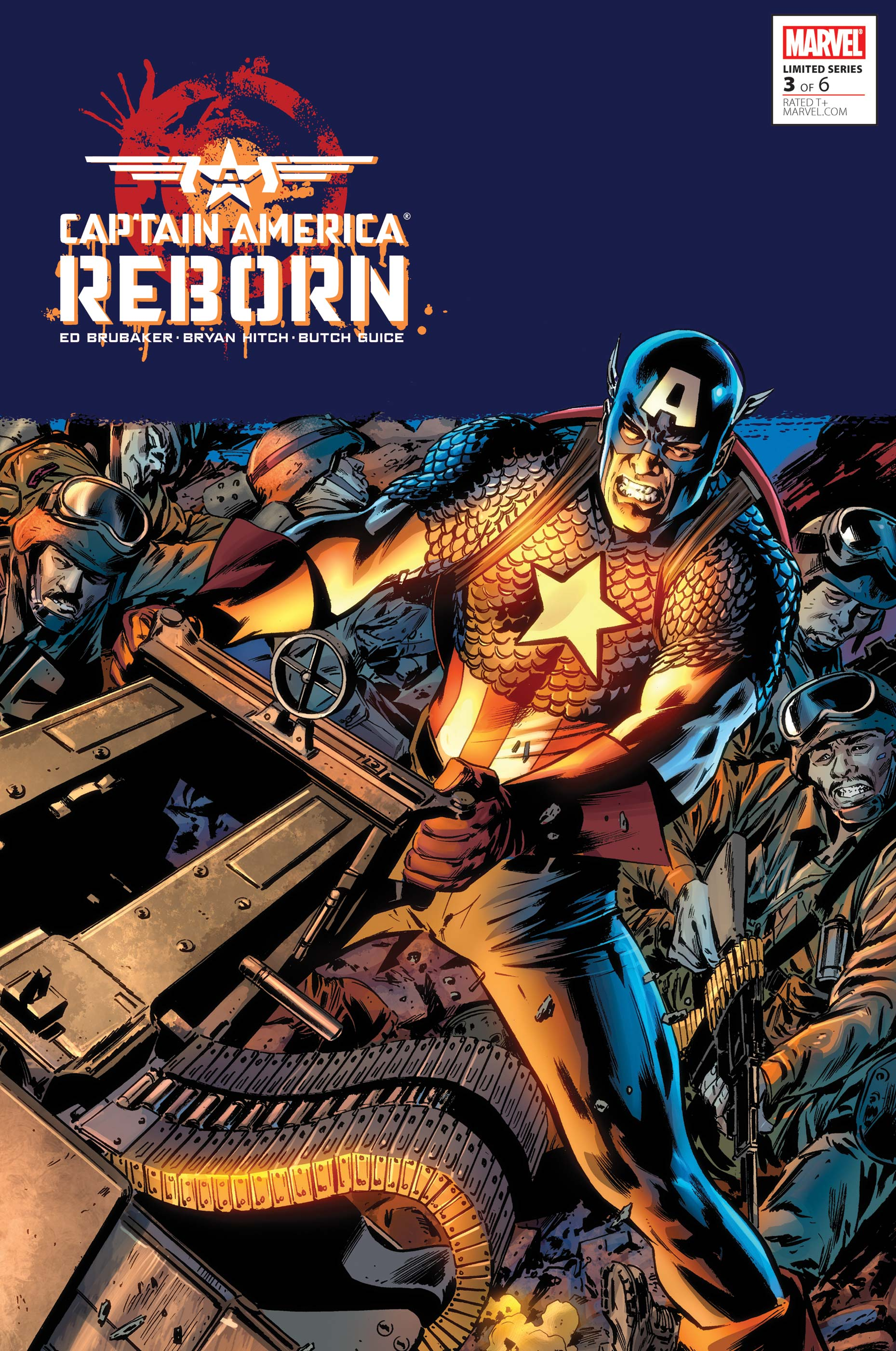 Captain America: Reborn Vol 1 3