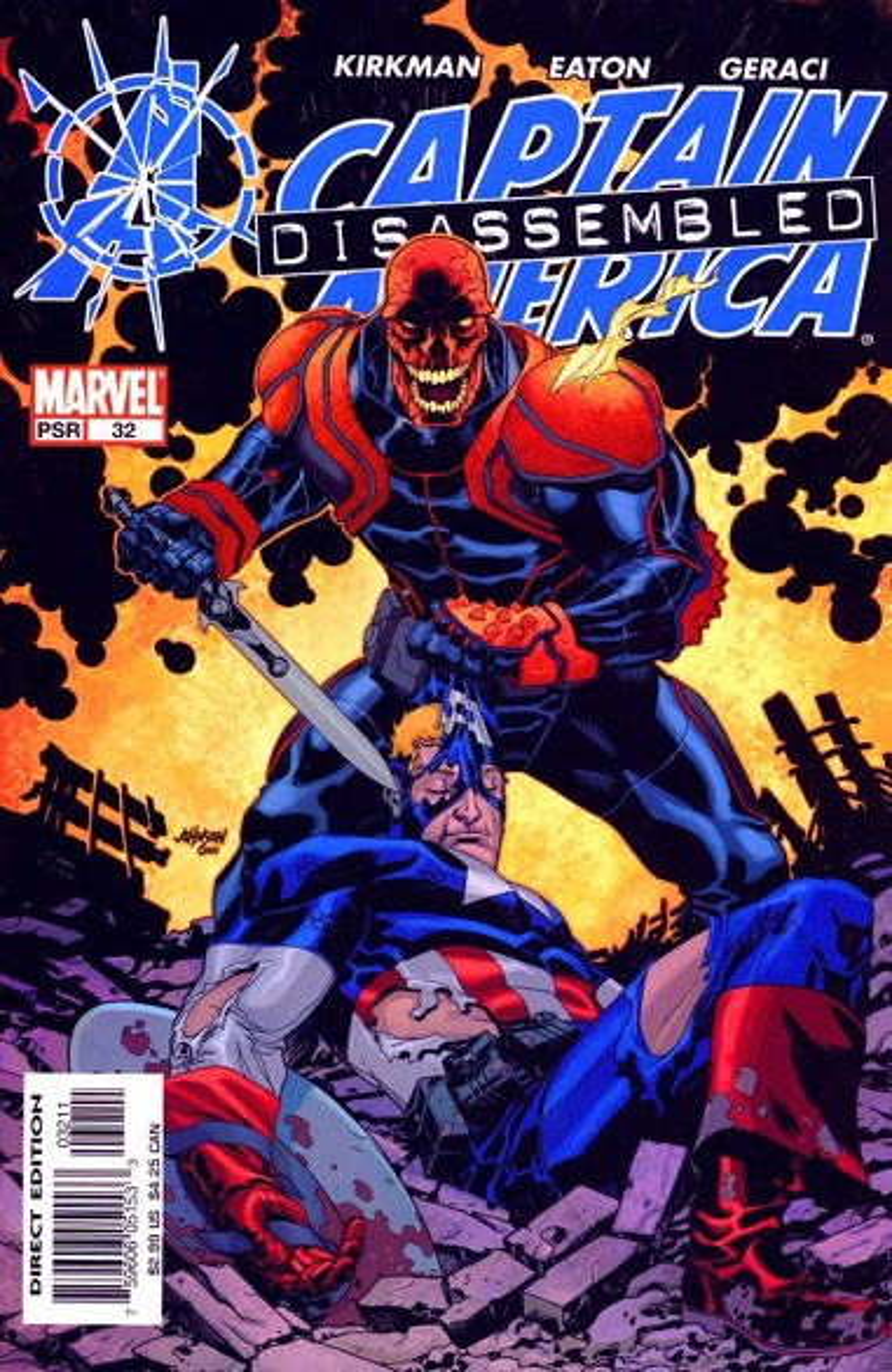 Captain America Vol 4 32