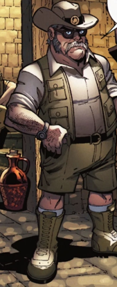 Doctor Killcraven (Earth-616)