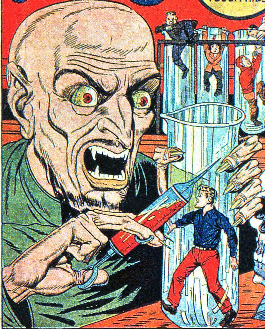 Doctor Klutch (Earth-616)
