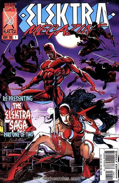 Elektra Megazine Vol 1