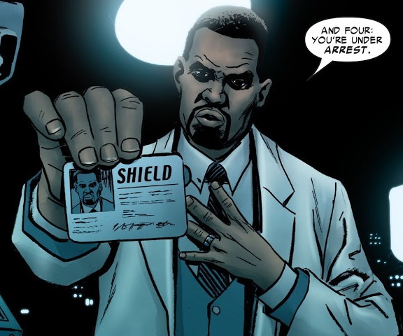 Eric Marshall (Earth-616)