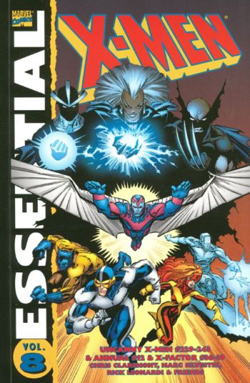Essential Series: X-Men Vol 1 8