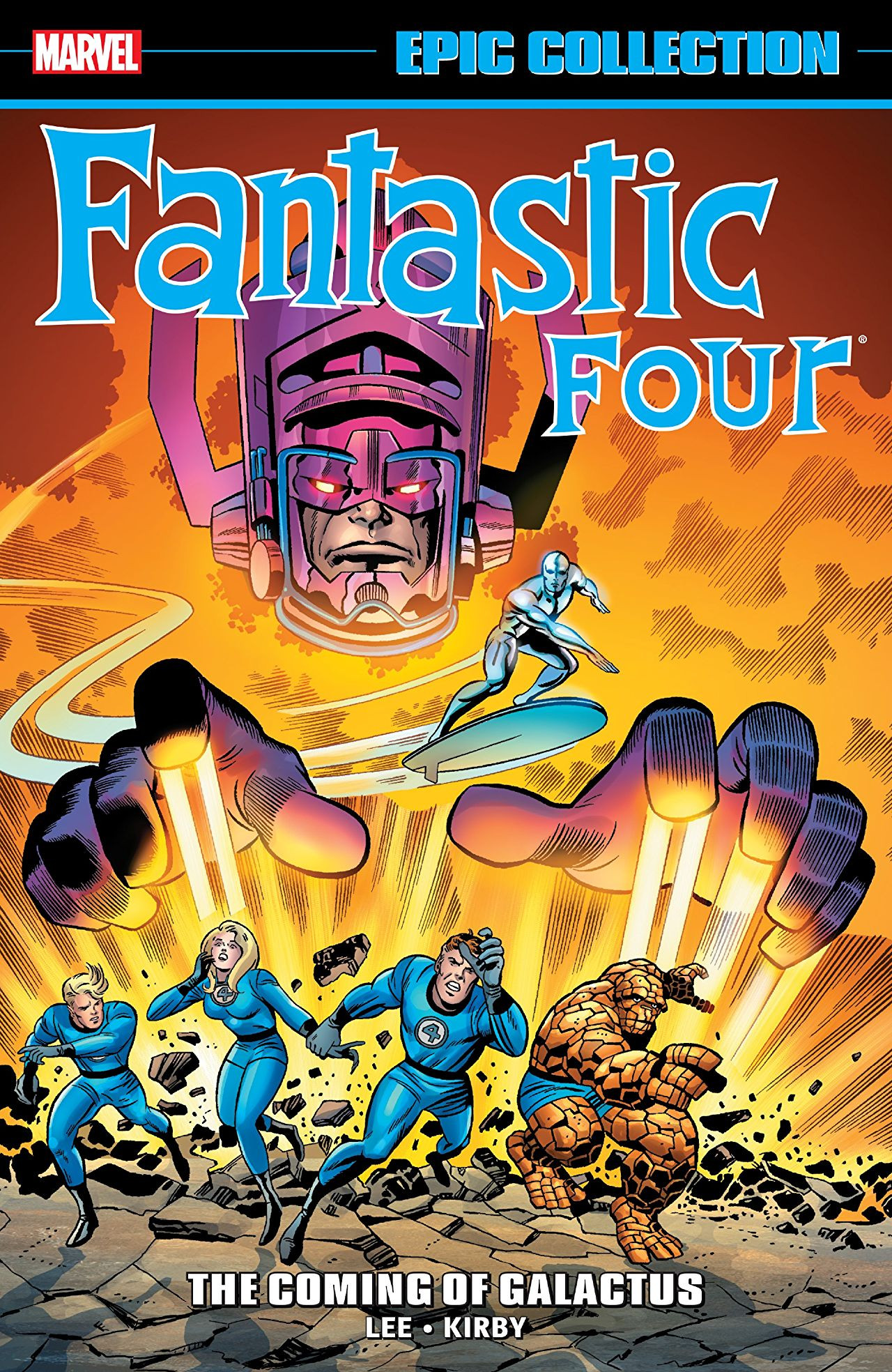 Epic Collection: Fantastic Four Vol 1 3