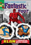 Fantastic Four Vol 1 56