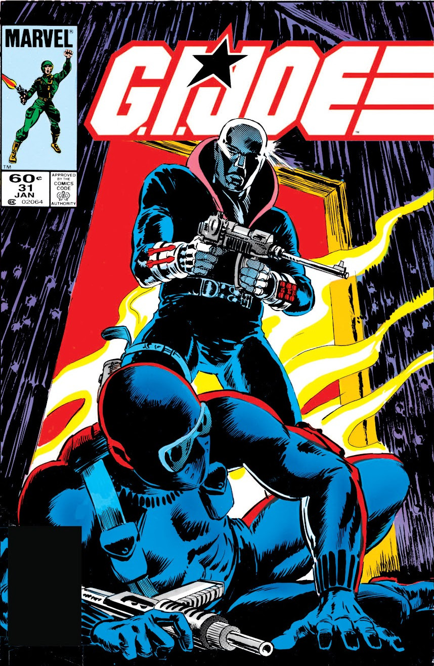 G.I. Joe: A Real American Hero Vol 1 31