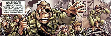 Howler Commandos (Earth-8101)