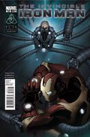 Invincible Iron Man Vol 1 502