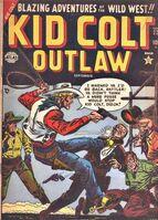 Kid Colt Outlaw Vol 1 22