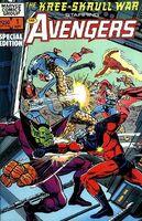 Kree-Skrull War Starring the Avengers Vol 1 1