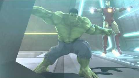 Marvel's Iron Man & Hulk Heroes United Trailer 1