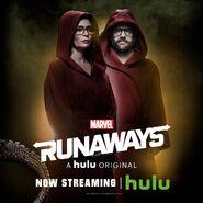 Marvel's Runaways poster 014