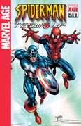 Marvel Age Spider-Man Team-Up Vol 1 2