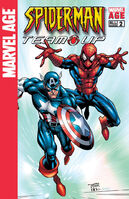 Marvel Age Spider-Man Team-Up Vol 1 2