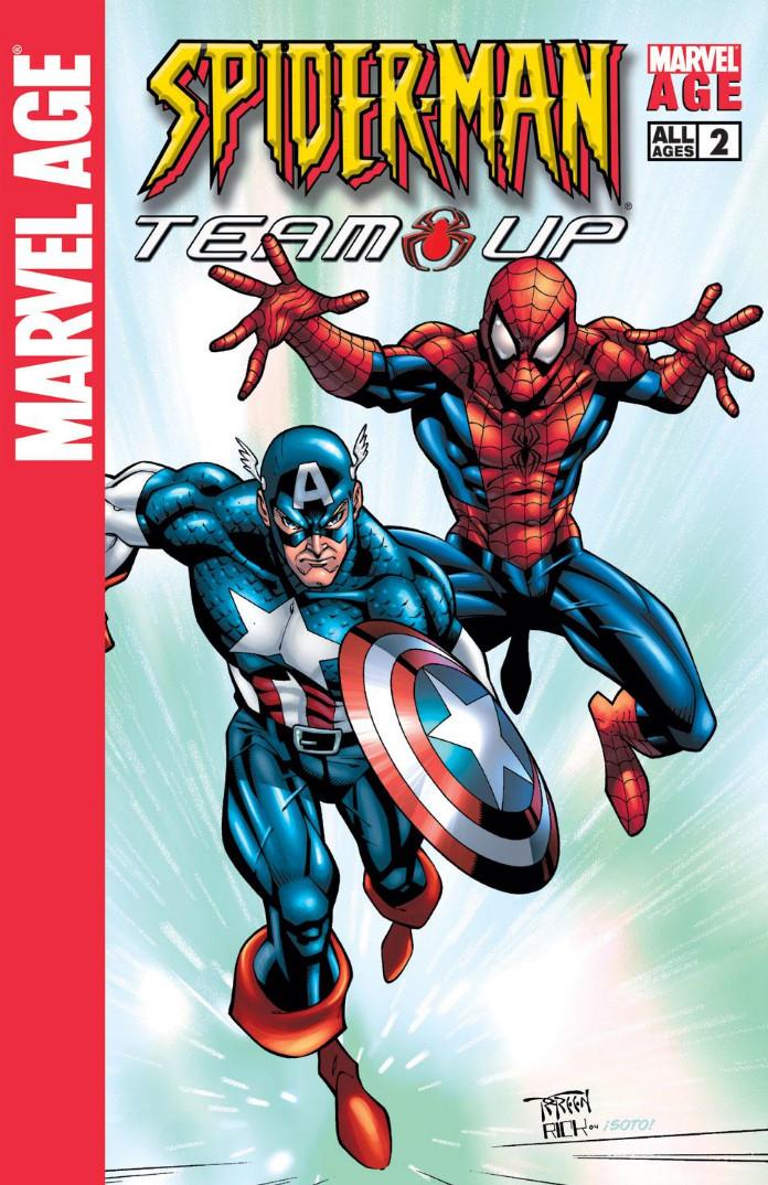 Marvel Age: Spider-Man Team-Up Vol 1 2