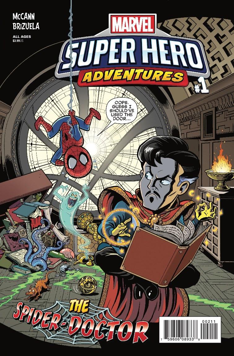 Marvel Super Hero Adventures: The Spider-Doctor Vol 1