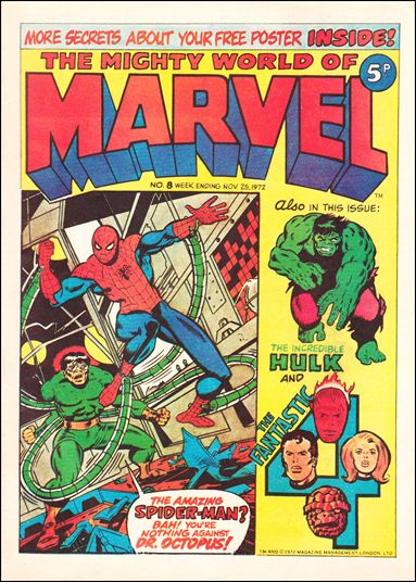 Mighty World of Marvel Vol 1 8