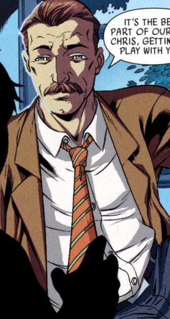 Mr. Colchiss (Earth-616)