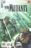 New Mutants Vol 3 7