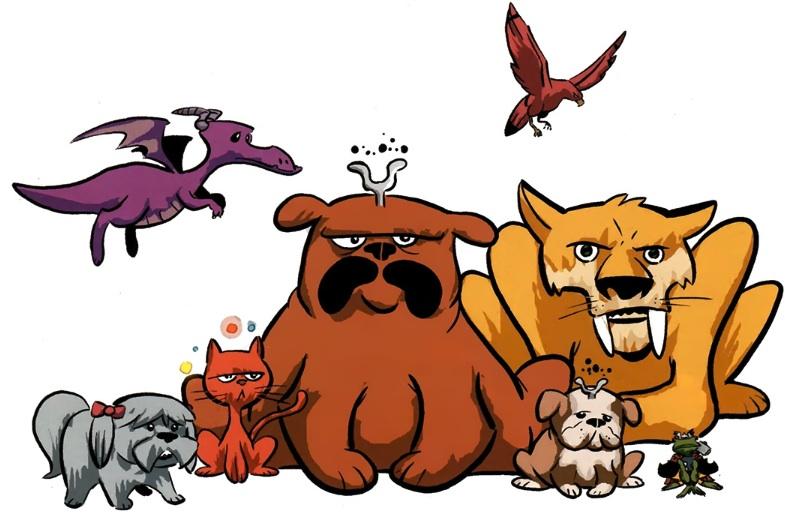 Pet Avengers (Earth-6513)/Gallery