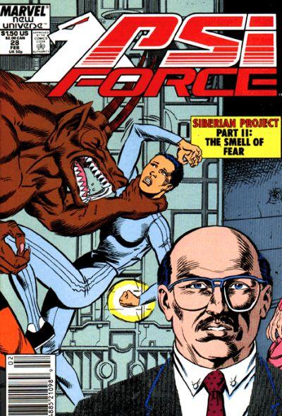 Psi-Force Vol 1 28