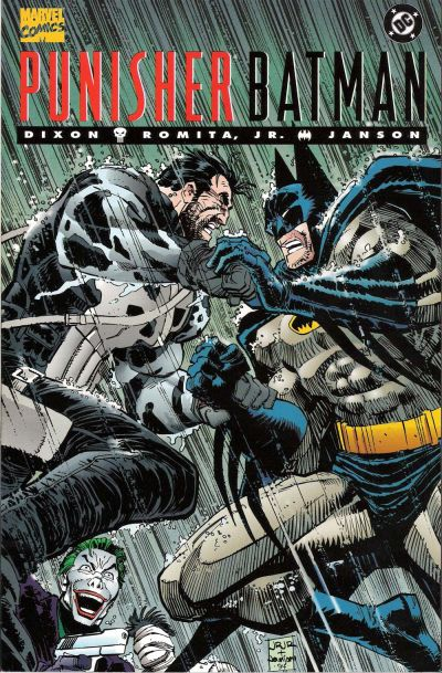 Punisher and Batman: Deadly Knights Vol 1