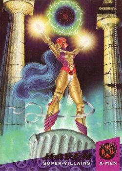 Radha Dastoor (Earth-616) from 1994 Fleer Ultra X-Men (Trading Cards) 0001.jpg