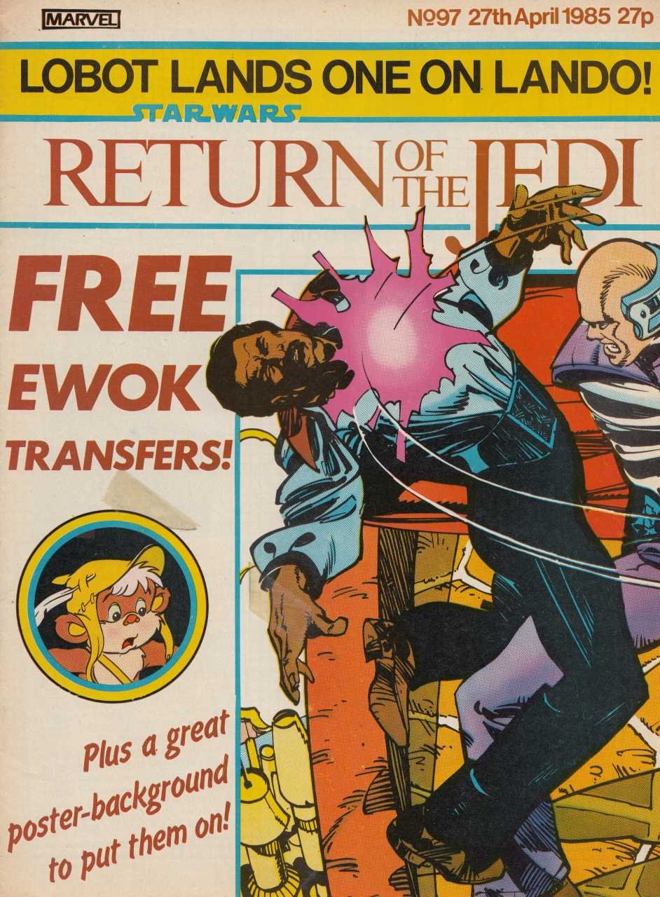 Return of the Jedi Weekly (UK) Vol 1 97