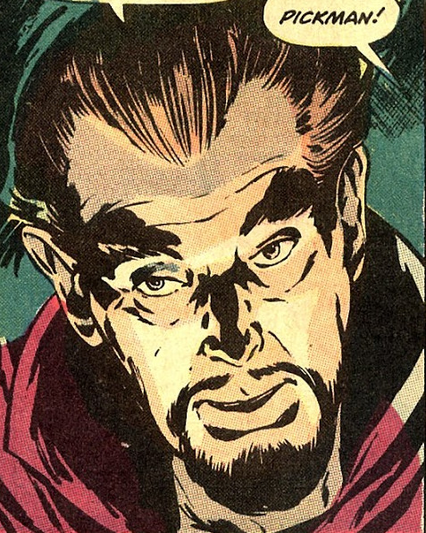 Richard Upton Pickman (Earth-616)