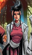Sarah Kinney (Warp World) (Earth-616) from Infinity Wars Weapon Hex Vol 1 1 001